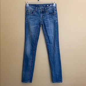 Miss Me Sunny Skinny Jeans Size 26